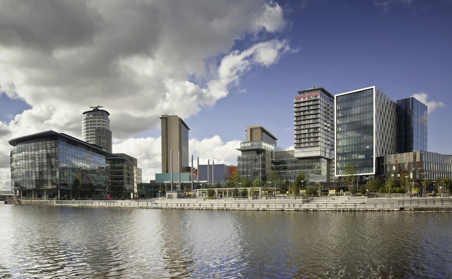 Manchester Leading The Way In Digital