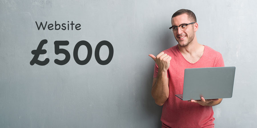 So You Think You Can Get A Great Website For £500?